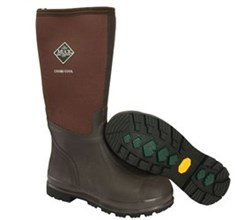 Muck Boots Chore Series Mens Chore Cool Hi Brown