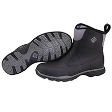 Muck Boots Mid Height Mens Excursion Pro Mid Black