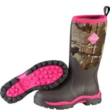 Womens Muck Hunting Boots Muck Boots Woody Max Real Tree Xtra