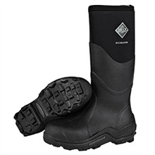 Muck Boots Mens Work Boots the muck boot company unisex muckmaster hi black