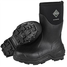 Muck Boots Mens Work Boots the muck boot company unisex muckmaster mid black