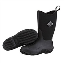 Muck Boots Mid Height the muck boot company youth hale black