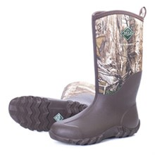 Muck Boots Mens mens fieldblazer ii brown realtree xtra