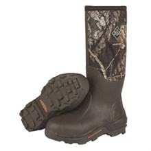 Muck Boots Womens Hunting Boots unisex woody max bark