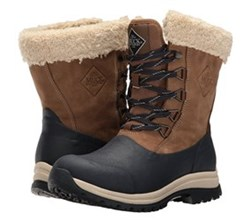 Winter the muck boot company womens arctic apres lace mid