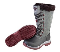 Winter the muck boot company womens arctic apres lace tall